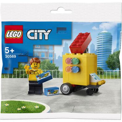 Lego樂高 小攤車體驗包 30569(隨機發貨)(贈品)
