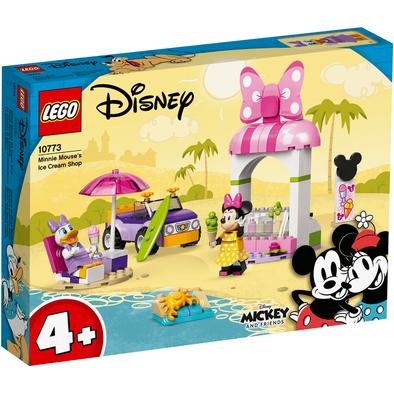 Lego樂高 10773 Minnie Mouse's Ice Cream Shop