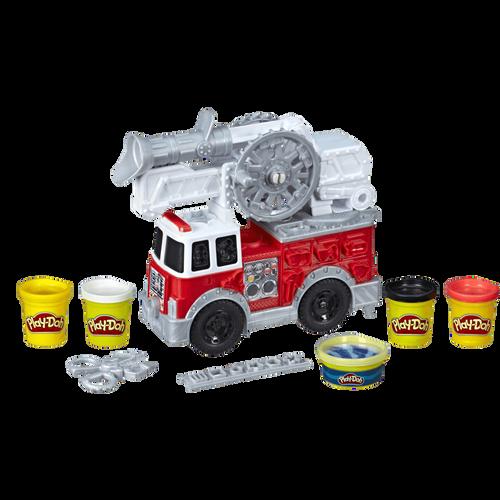 Play-Doh培樂多車輪系列 消防車