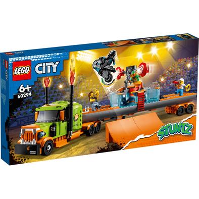 LEGO City Stunt Stunt Show Truck 60294