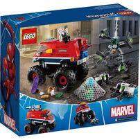 LEGO樂高 76174 Spider-Man's Monster Truck vs. Mysterio