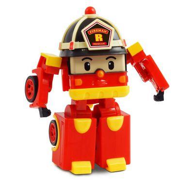 Robocar Poli波力救援小英雄 迷你變形羅伊