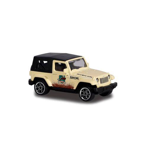Majorette美捷輪小汽車小汽車 探險車款 - 隨機發貨