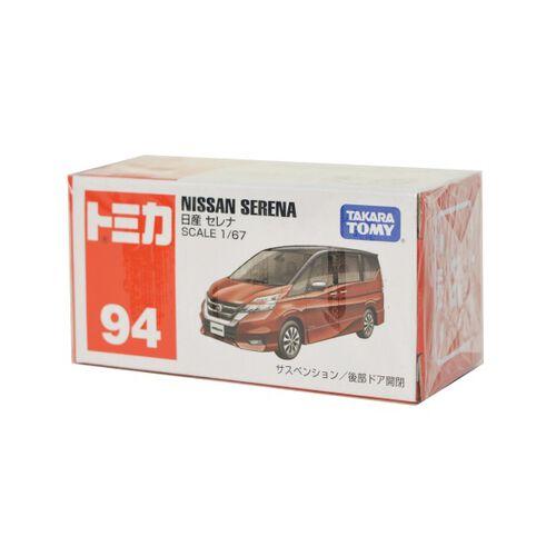 Tomica多美 No﹒94 Nissan Serena