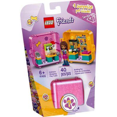 LEGO樂高好朋友系列 41405 購物秘密寶盒-安德里亞
