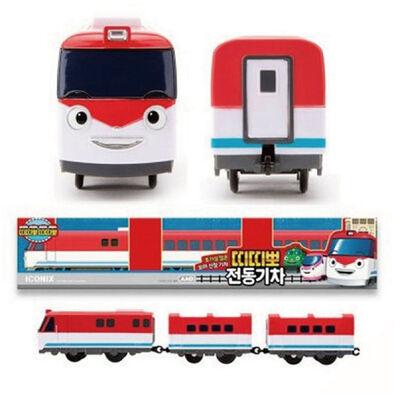 Titipo Titipo小火車迪迪寶 小火車