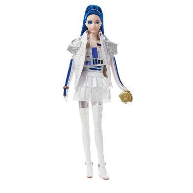 Barbie芭比收藏系列-Star Wars-R2-D2