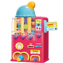 Dalimi 冰淇淋自動販賣機