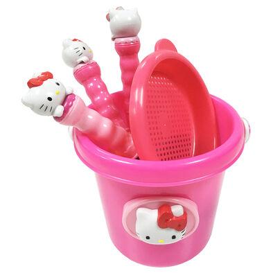 Hello Kitty凱蒂貓沙灘桶