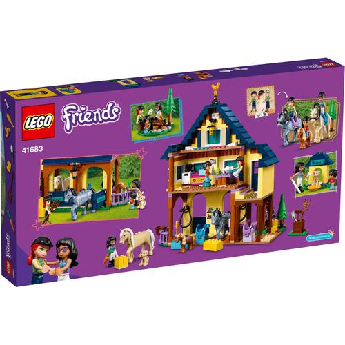 Lego樂高 41683 森林馬術中心