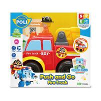Robocar Poli波力救援小英雄波力寶寶消防車