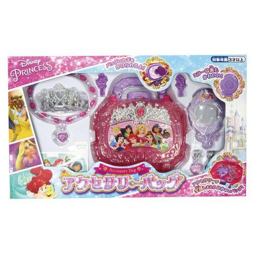 Disney迪士尼公主首飾提盒組