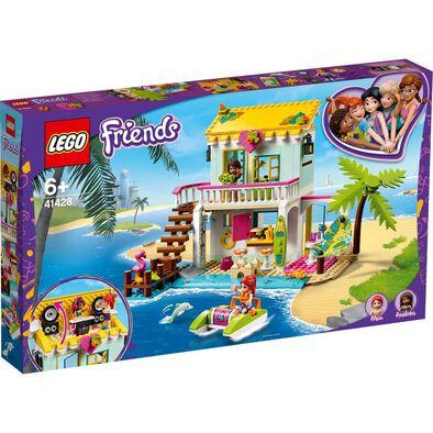 LEGO樂高好朋友系列 41428 海灘小屋