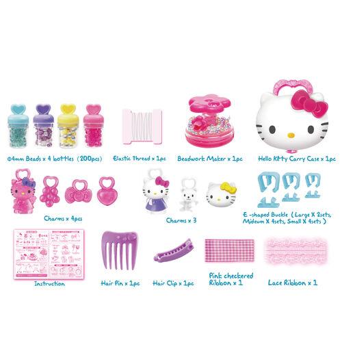 Hello Kitty凱蒂貓串珠機