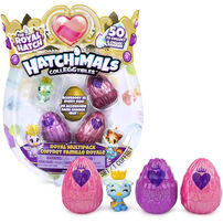 Hatchimals魔法寵物蛋  5入組 S6