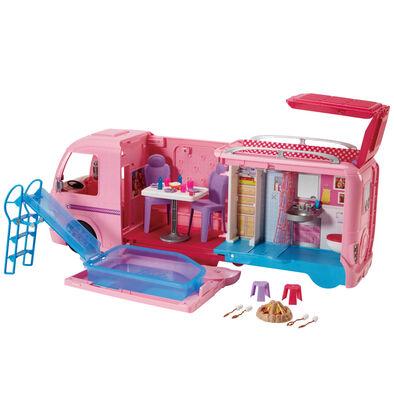 Barbie芭比夢幻露營車