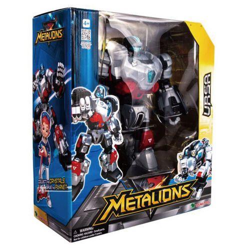 Metalions鋼鐵防衛隊 大熊星