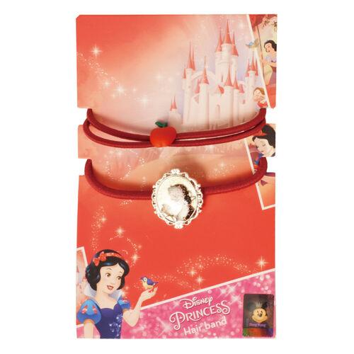 Disney迪士尼 漂亮公主髮帶 白雪公主