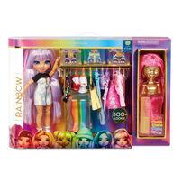Rainbow High七彩時尚娃娃工作室