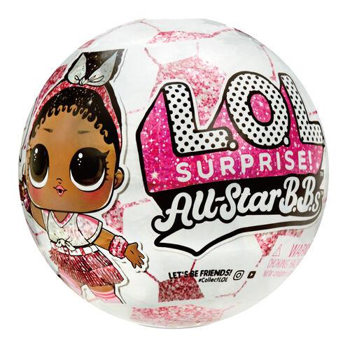 L.O.L. Surprise!驚喜寶貝蛋運動驚喜寶貝蛋