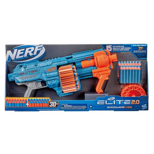 NERF 菁英系列 爆震波RD 15