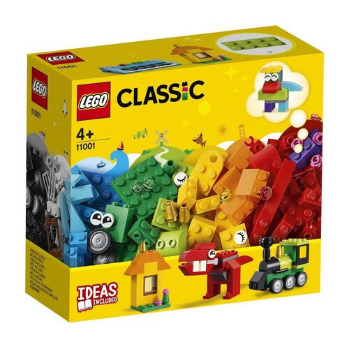 LEGO樂高 經典系列 11001 創意顆粒套裝 積木 玩具