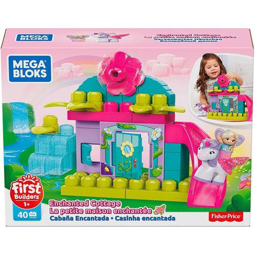 Mega Bloks美高積木魔法精靈與獨角獸