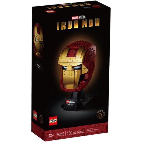LEGO樂高 76165 Iron Man Helmet 鋼鐵人