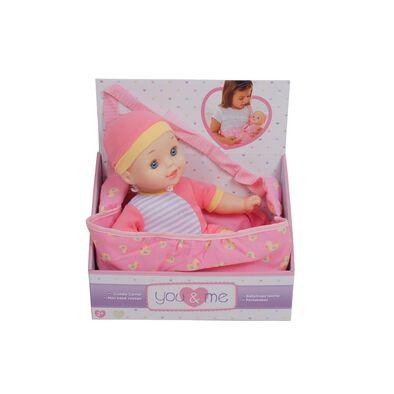 You & Me 娃娃與揹巾組