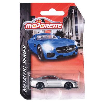 Majorette美捷輪小汽車小汽車 霧金屬車款 - 隨機發貨