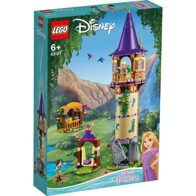 LEGO樂高 樂佩公主的高塔43187