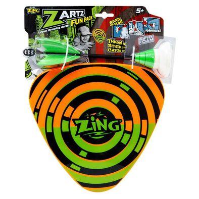 Zing Zartz 吸盤飛鏢