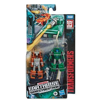 Transformers變形金剛世代系列塞伯坦之戰E超武戰將組 - 隨機發貨