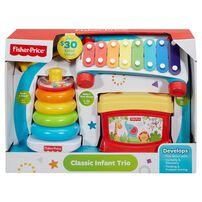 Fisher-Price費雪寶寶經典玩具禮盒