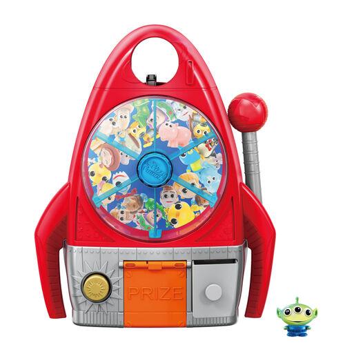 Toy Story玩具總動員 比薩星球轉盤遊戲組