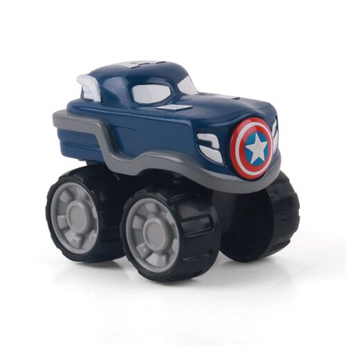 Marvel漫威 超級英雄小車 - 隨機發貨