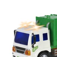 Speed City極速城市 1:10 垃圾回收車