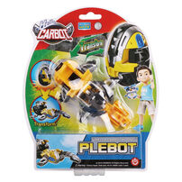Hello Carbot衝鋒戰士 怒濤頸龍