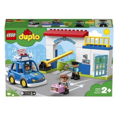 LEGO樂高得寶系列 10902 警察局