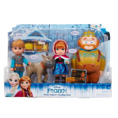 Disney Frozen迪士尼冰雪奇緣小小人偶組