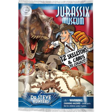 Uncle Milton米爾頓叔叔恐龍化石抽抽包