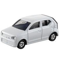Tomica多美 No﹒8 Mitsubishi Fuso Aerostar立川巴士×拉拉熊
