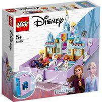 LEGO樂高廸士尼系列 安娜和愛莎的歷險故事書 43175