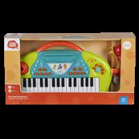 Top Tots天才萌寶 19鍵鋼琴玩具 - 隨機發貨
