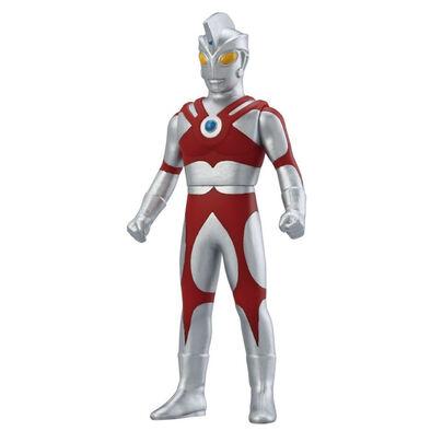 Ultraman超人力霸王 500系列軟膠 艾斯