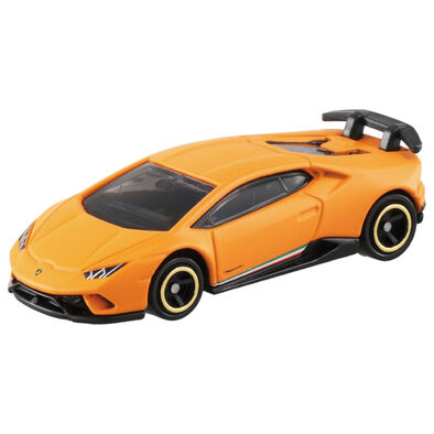 Tomica多美 No.034 Lamborghini Huracan Performante - 隨機發貨