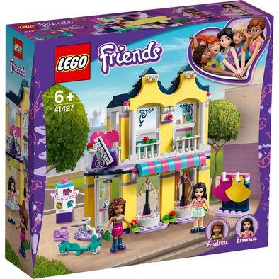 LEGO樂高好朋友系列 41427 艾瑪的時裝店