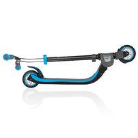 Globber高樂寶 Flow Foldable 125 雙輪滑板車 (天藍色)