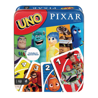 UNO Pixar 豪華盒裝版