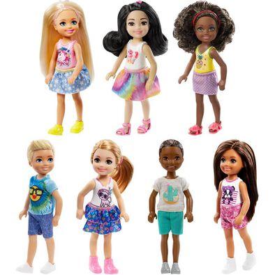Barbie芭比雀兒喜與朋友系列